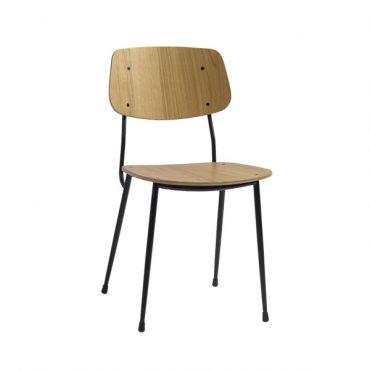 ריהוט למסעדות - כסא מורגן עץ