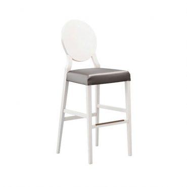 כסא בר עץ - דגם נירו