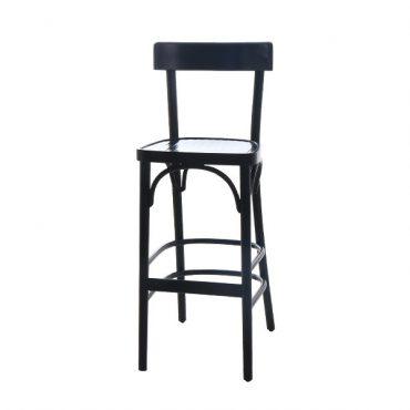 כסא בר עץ - דגם רומא