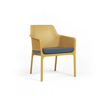 כסאות למסעדה - כסא בטי ידיות