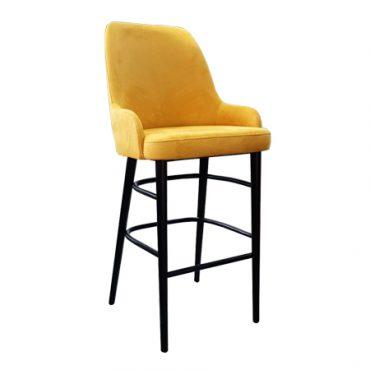 כסא בר עץ - דונה