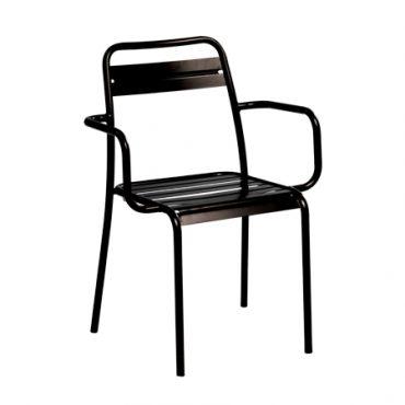 כסאות לפינת אוכל - כסא אסטרה ידיות