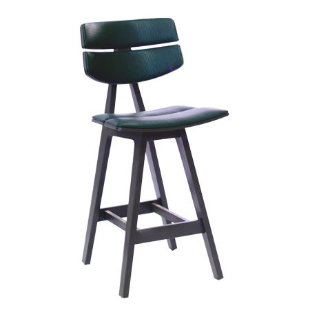 כסא בר עץ - ווילי אפ אלון
