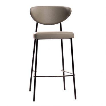כסא בר מתכת - לביא