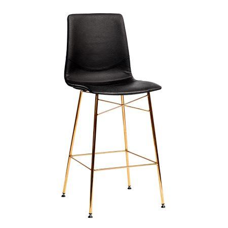 כסא בר מתכת - ניס בייסבול קלאס