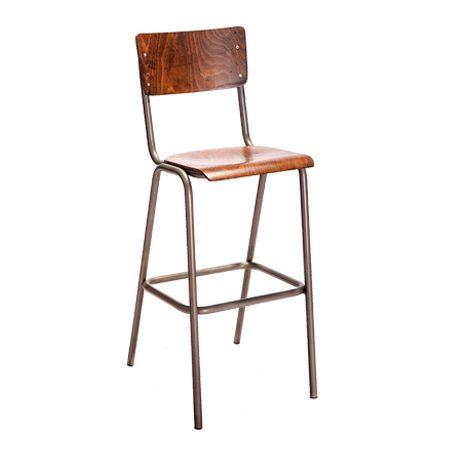 כסא בר מתכת - סוזי