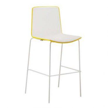 כסא בר מתכת - טוויט