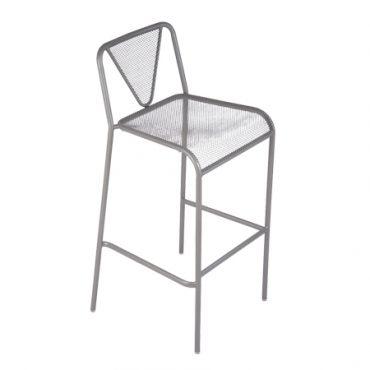 כסא בר חוץ - משי