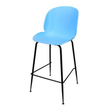 כסא בר מתכת - גובי