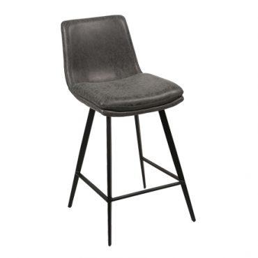 כסא בר מתכת - דגם נאגו