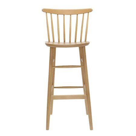 כסא בר עץ - דגם BST-1102