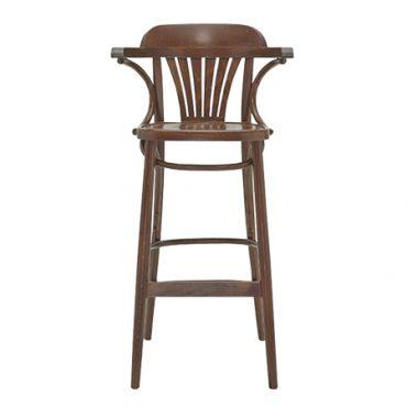 כסא בר עץ - דגם BST-165