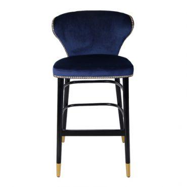 כסא בר עץ - פישטל