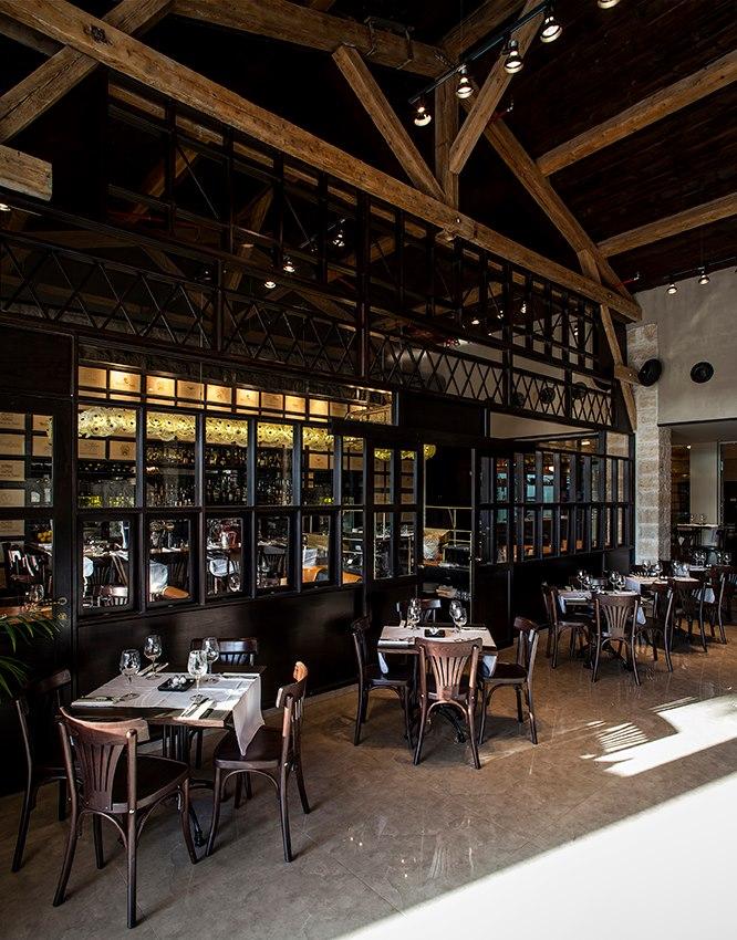 מסעדת אדום במתחם התחנה ירושלים