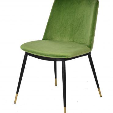 כסא מתכת מסי ירוק