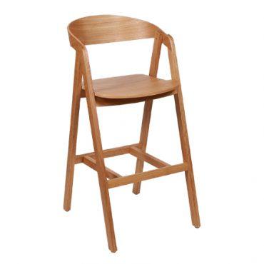 כסא בר עץ - בר גורו