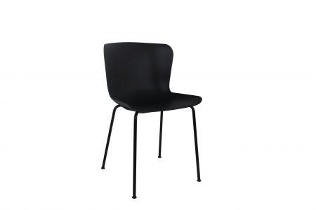 כסאות לפינת אוכל שחורים