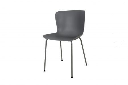 כסא טוק אפור