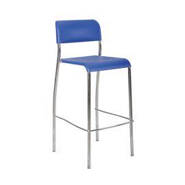 כסא בר פינק